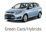 Green Cars and Hyrids